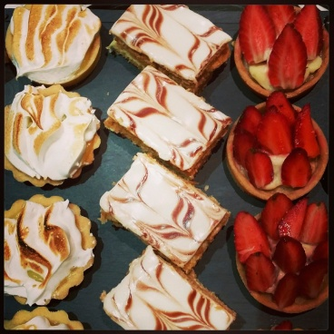 Morocco food: yummy pastry